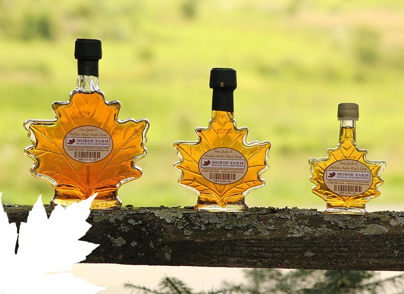 100 Pure Maple Syrup Morse Farm Maple
